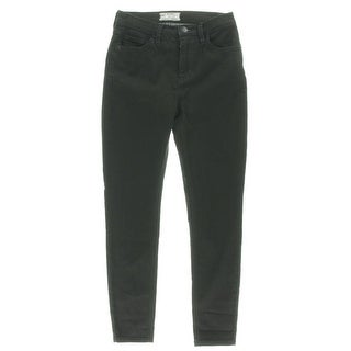 Free People Womens Skinny Crop Jeans
