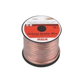 RCA 50' 16/2 Speaker Wire