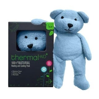 Pacific Shore Holdings UDBB4 Thermal-Aid Zoo, Blue Bear