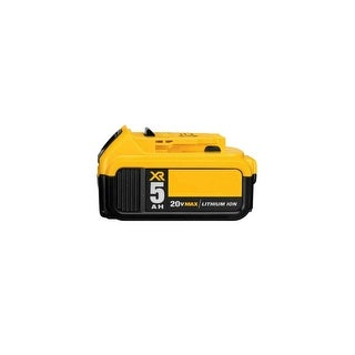 Replacement Battery For DeWalt DCR018 Power Tools - DCB205 (5000mAh, 20V, Lithium Ion)