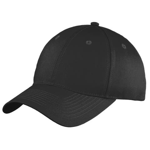Top Headwear Youth Six-Panel Unstructured Twill Cap