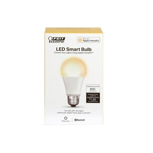 Feit Electric OM60/SW/HK LED Smart Bulb, Warm White, 10 W