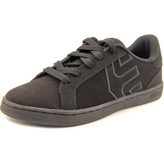 Etnies Fader Ls Round Toe Leather Skate Shoe