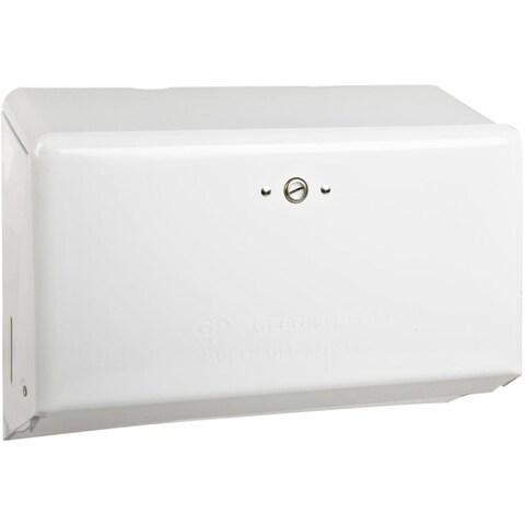Georgia Pacific 54701 Multifold Towel Dispenser - White - N/A