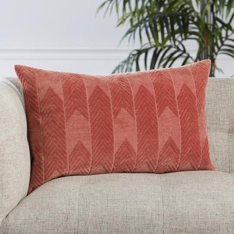 Drancy Chevron Lumbar Pillow