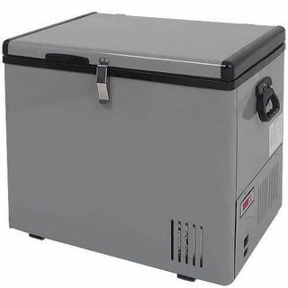 EdgeStar FP430 25 Inch Wide 1.4 Cu. Ft. Portable Fridge/Freezer with 12V DC Power Capability