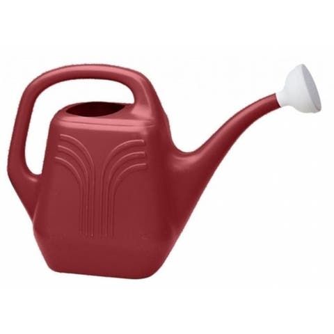 Bloem 2 Gallon Watering Can Union Red JW82-12