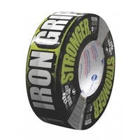 "Intertape IG235 Iron Grip Duct Tape, 1.88"" x 35 Yd"