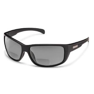 Suncloud Milestone 1.50 Readers Sunglasses (Matte Black/Gray)