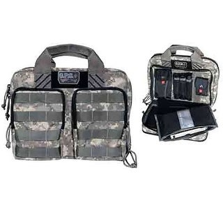 G-Outdoors G.P.S. Tactical Quad Plus 2 Pistol Case Digital Camo - GPS-T1309PCD