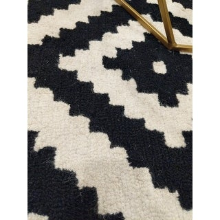 Shop Nuloom Handmade Abstract Wool Fancy Pixel Trellis