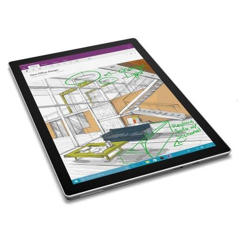 "Microsoft Surface PRO-4 512GB Intel Core i7-6650U X2 2.2GHz 12.3"",Silver(Certified Refurbished)"