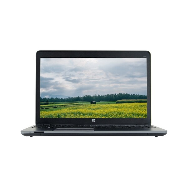 "HP ProBook 450 G1 Core i5-4200M 2.5GHz 8GB RAM 500GB HDD DVD Win 10 Pro 15.6"" Laptop (Refurbished B Grade)"