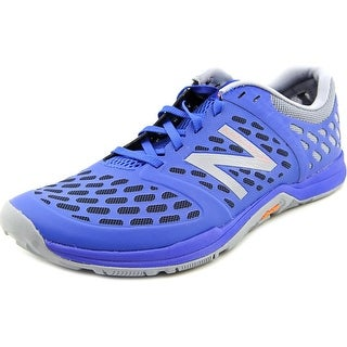 New Balance MX20 Men  Round Toe Synthetic Blue Trail Running