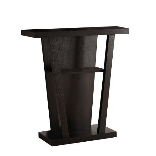 Monarch Specialties Accent Table I Decorative With Small Shelf