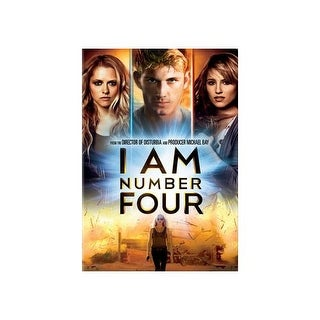 I AM NUMBER FOUR (DVD/WS-1.85/ENG-FR-SP SUB)