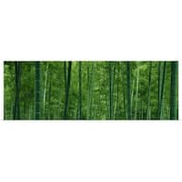 Poster Print entitled Bamboo Forest - Multi-color