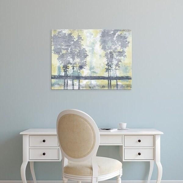 Easy Art Prints Studio W's 'Watercolor Mist I' Premium Canvas Art