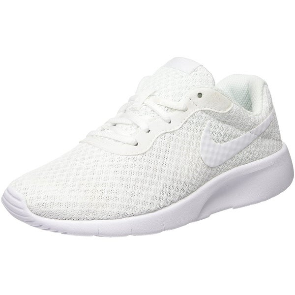 34d621c1bb6 Shop Nike Girls NIKE TANJUN (GS) Fabric Low Top Lace Up