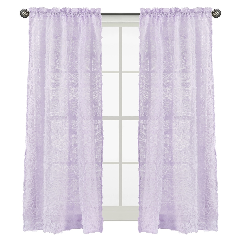 Baby Shower Gift Brandream Floral Window Curtains Valance for Girls Baby Vintage Window Treatment for Nursery//Baby//Toddler//Kid Bedroom Bath Laundry Living Room Black Coral Rose Printed 100/% Cotton