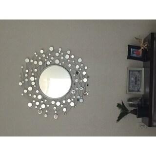Ren Wil 'Como' Spinning Circle Frame Mirror