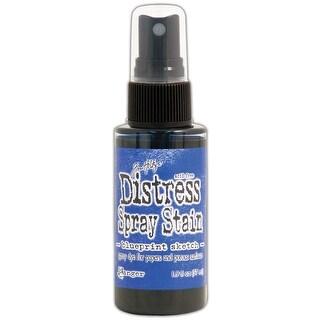 Tim Holtz Distress Spray Stains 1.9Oz Bottles-July-Blueprint Sketch