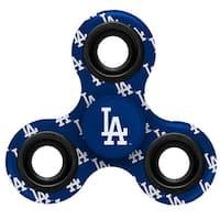Los Angeles Dodgers Printed 3 Way Fidget Spinner
