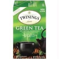 Twinings B27014 Twinings Green Tea  -6x20 Bag