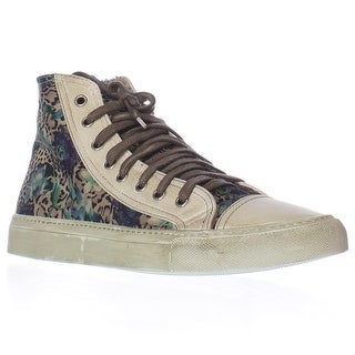 Studswar Masumi High Top Fashion Sneakers - Chalk