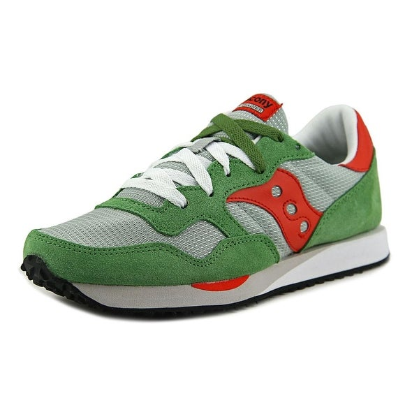 Saucony Dxn Trainer Women Gry/Grn Sneakers Shoes