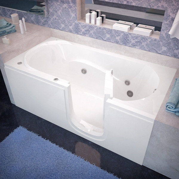 Shop Avano Av3060sirh Step In Tubs 59 5 8 Quot Acrylic