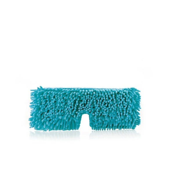 Shop Fuller Brush Replacement Mop Head Refill Full Connect Flip Mop Head - Blue - Free Shipping On Orders Over $45 - Overstock.com - 18792248