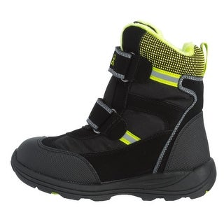 Kids Kamik Boys Slate Ankle Snow Boots