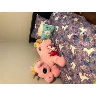 Urban Habitat Kids Ella Cotton Printed 5-Piece Comforter Set 2-Color Option