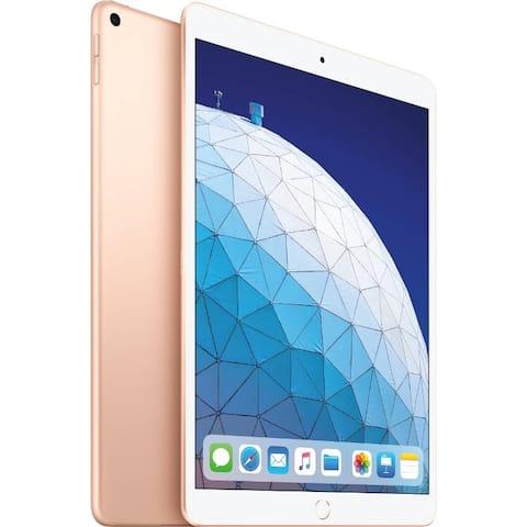 Apple iPad Air 3rd Generation 10.5 inch 64gb Gold Wi-Fi New