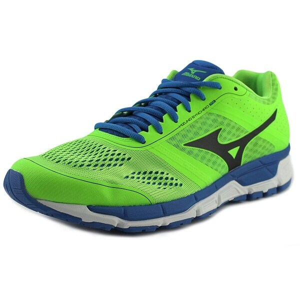 Mizuno Synchro MX Round Toe Synthetic Running Shoe