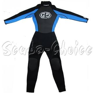 Maui & Sons 3/2 mm Boy's Neoprene Long Sleeve Surfing Suit Black/Blue|https://ak1.ostkcdn.com/images/products/is/images/direct/6b338fc572b7402a4e6fb926bc8e26789072637e/Maui-%26-Sons-3-2-mm-Boy%27s-Neoprene-Long-Sleeve-Surfing-Suit-Black-Blue.jpg?impolicy=medium