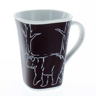 Black Bear Color Changing Mug