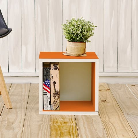 Way Basics Eco Stackable Storage Cube Cubby