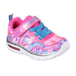 Skechers 81707N NPMT Girl's Toddler AIR APPEAL - BITTY GLITZ Sneaker