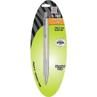 Zebra Pen Corporation .7Mm Bp Black Ink Pen 29411 Unit: CARD Contains 6 per case