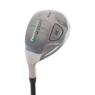 New Nickent 3DX DC Utility 5/FW Grafalloy R-Flex Graphite LEFT HANDED