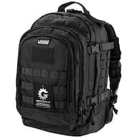 Barska Loaded Gear GX-500 Crossover Utility Backpack-Black