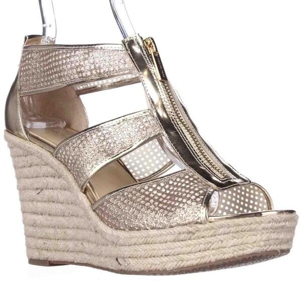 1b2a44f9e5be Shop MICHAEL Michael Kors Damita Wedge Espadrille Sandals
