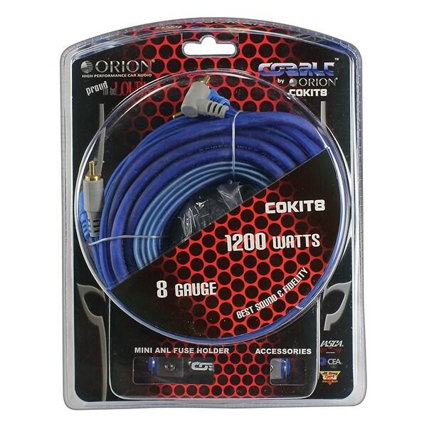 Cobalt Orion Complete Amplifier Kit 8 Gauge