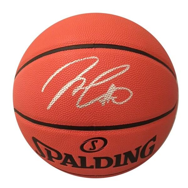 f280675ec DeMarcus Cousins Golden State Warriors Autographed NBA Signed Basketball  PSA DNA COA Silver