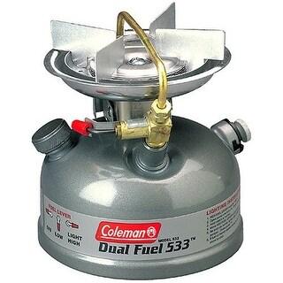 Coleman 3000000792 Dual Fuel Stove, 500 BTU