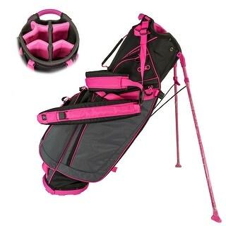 OGIO Women's Cirrus Stand Bag Pink