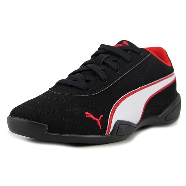Shop Puma Tune Cat 3 Nbk Ps Black-White-High Risk Red Athletic Shoes ... eb461a2cd