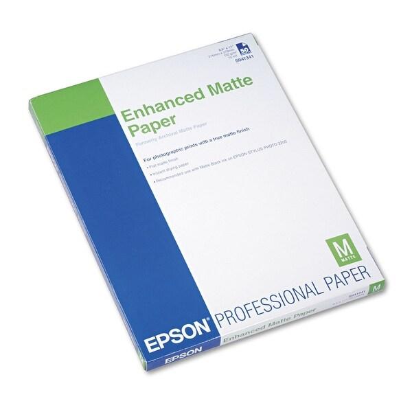 Epson S041341 Ultra Premium Presentation Paper Matte